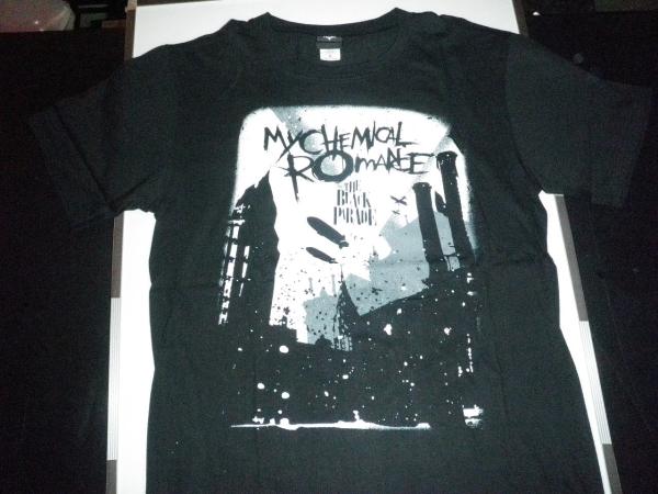 マイ・ケミカル・ロマンス(My Chemical Romance)バンドTシャツ