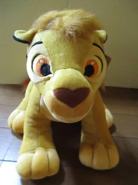 ライオンキング ぬいぐるみ ⑤ (5414) ディズニーグッズの画像