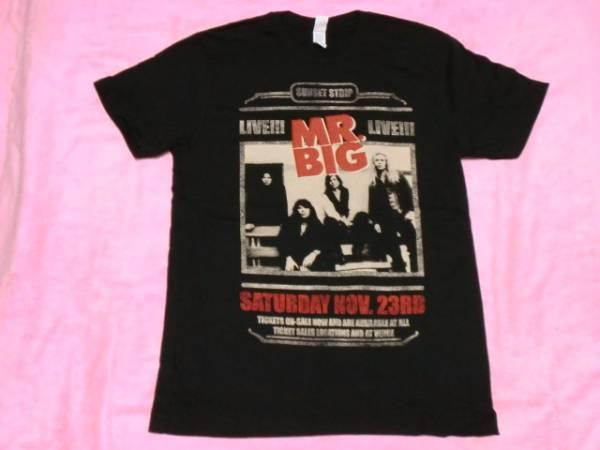MR.BIG ミスター ビッグ Tシャツ バンドT ロックT ツアーT S