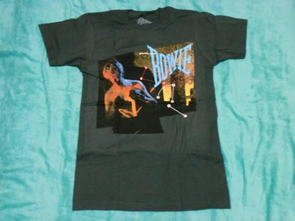 DAVID BOWIE デヴィッド ボウイ Tシャツ S ロックT バンドT