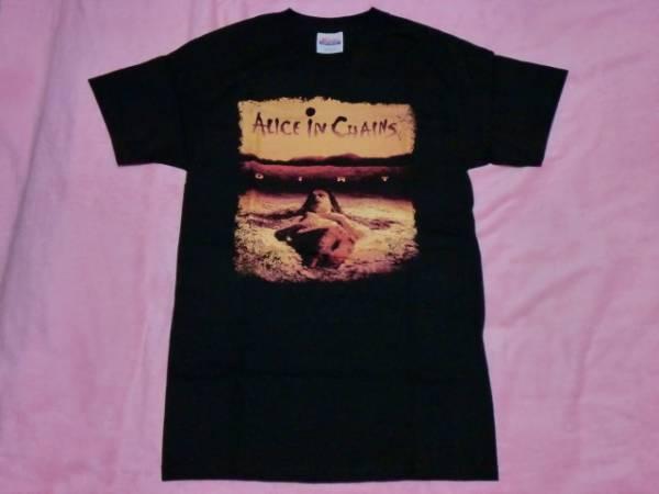 ALICE IN CHAINS アリス イン チェインズ Tシャツ S バンドT ロックT ツアーT