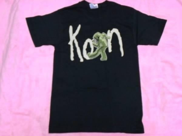 KORN コーン Tシャツ S バンドT ロックT ツアーT Slipknot