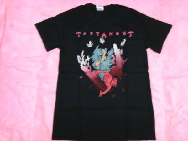 TESTAMENT テスタメント Tシャツ S バンドT ロックT Metallica Exodus