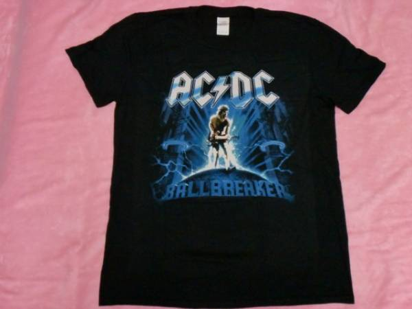 AC/DC Tシャツ M バンドT ロックT Guns acdc ガンズ Motorhead