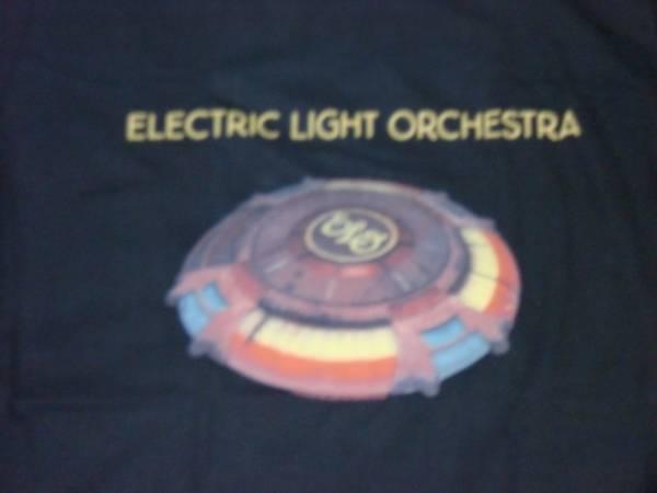 ELO E.L.O エレクトリック ライト オーケストラ Tシャツ M バンドT ロックT Electric Light Orchestra