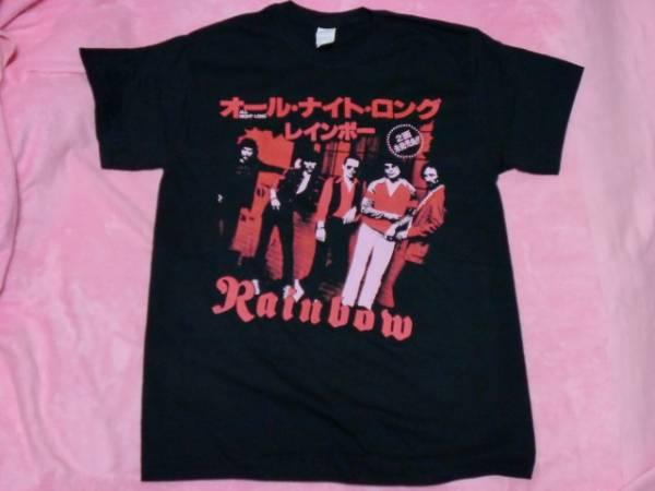 RAINBOW レインボー Tシャツ M バンドT ロックT Cozy Dio