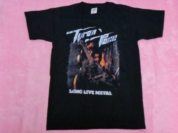 TYRAN PACE タイラン ペイス Tシャツ S バンドT ロックT Sinner Gamma Ray
