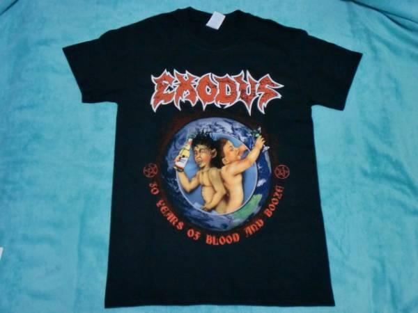 EXODUS エクソダス Tシャツ S バンドT ロックT Slayer Metallica