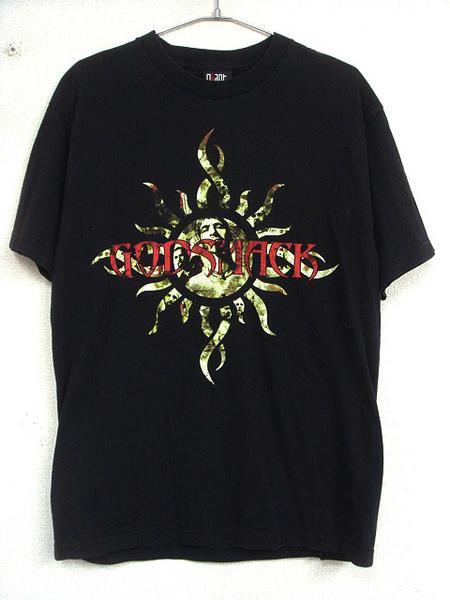 GodsmackゴッドスマックTシャツL istandalonespeakロックツアー