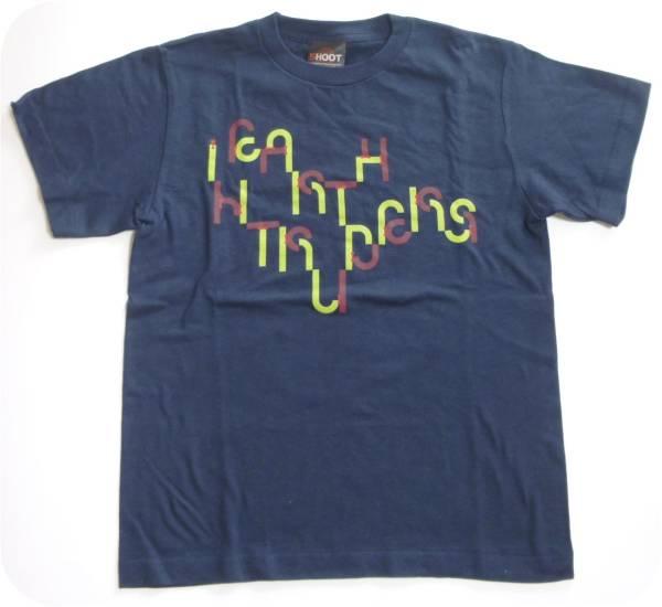 新品・未使用 Bjork 半袖Tシャツ KIDS ビョーク ネイビー系(NV系) ライヴ 日本武道館