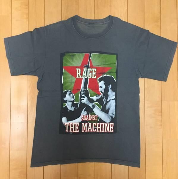 Rage Against the Machine ロックT Tシャツ レア ビンテージ