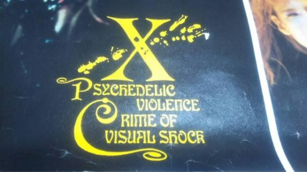 X JAPAN YOSHIKI ポスター ヨシキ ライブグッズの画像