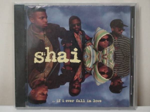 CD SHAI ...if i ever fall in love