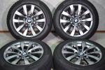 【美品】モーテック MOTEC グレン 225/55R17 ピレリ ソットゼロ BMW承認スタッドレス ランフラット 5シリーズ F10 セダン F11 ツーリング