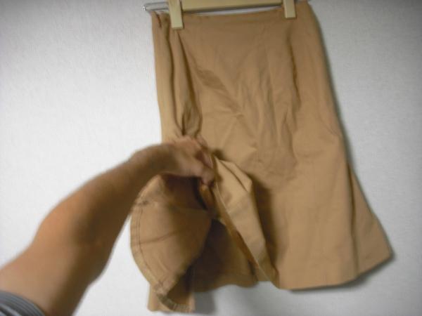 バーバリー ブルーレーベル スカート サイズは36_画像2