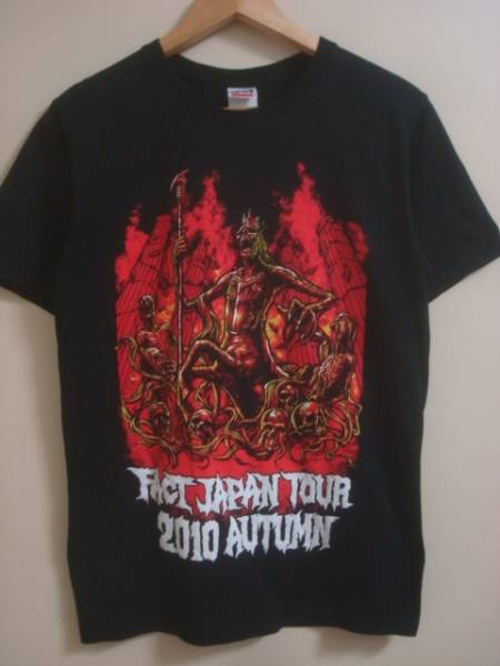 FACT ファクト 2010 ツアー Tシャツ/S