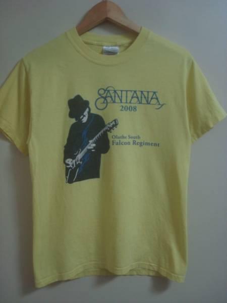 SANTANA サンタナ 2008 Tシャツ/S