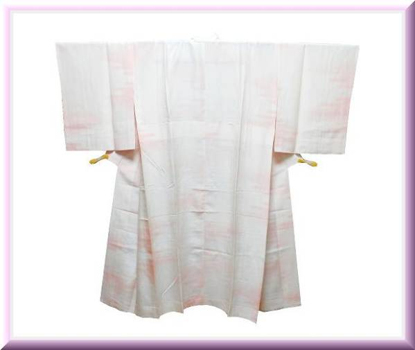 《SCI34 》 「正絹」◇長襦袢◇袖無双、胴抜き_画像1
