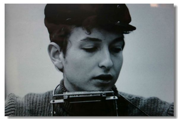Bob Dylan  (ボブ・ディラン) ポスター #8 フォークロック