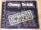 国内盤!CHEAP TRICK/チープ トリック/AUTHORIZED GREATEST HITS