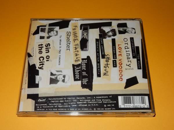輸入盤CD DURAN DURAN The Wedding Album★デュラン・デュラン ザ・ウェディング・アルバム★Ordinary World_画像2