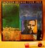 nonojokei - <パンフ・半券付>ジャクソン・ブラウンのパンフレット~JACKSON BROWNE/1989年/来日/来日公演/