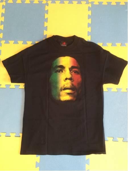 新品 ZION ROOTS WEAR BOB MARLEY Tシャツ サイズM 黒