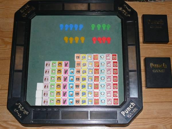 ★タカトク パンチゲーム PUNCH GAME 1970年代物 初期版 昭和レトロ 希少 入手困難★_画像3