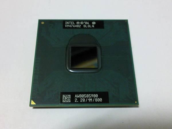 ◇CPU Intel Celeron900/2.20/1M/800/PGA478 Processor◆PC整備・動作確認済み_画像1