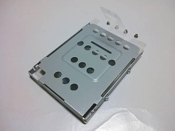 ◇lenovo G550 用 HDDマウンター ネジ付き セット ハードディスク マウント◆PC整備・動作確認済み_画像3
