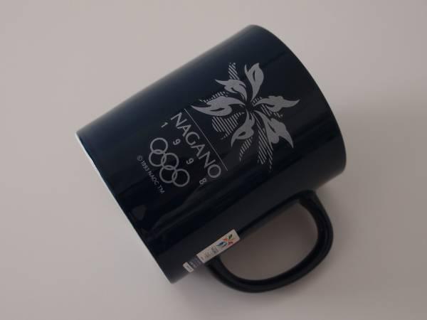 ●長野オリンピック 公式ライセンスマグカップ●1998 NAGANO