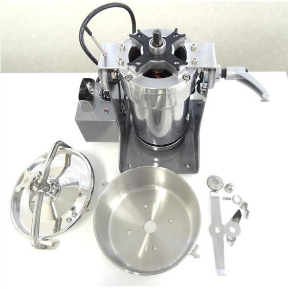 破砕機~微粉砕機|フリースピードミル_分解・洗浄可能