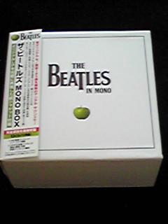 THE BEATLES MONO BOX 完全初回生産限定盤 帯付き 美品 即決 アルバム 紙ジャケット仕様 モノ音源 即決 ビートルズ _画像1