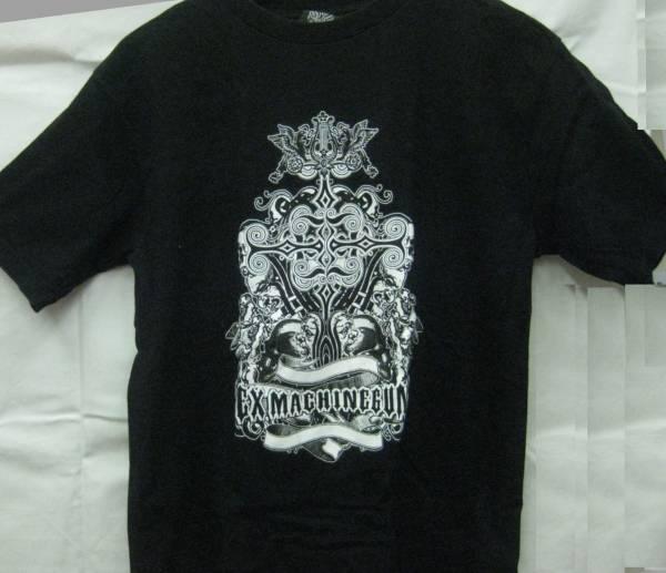SEX MACHINGUNS*Tシャツ 黒*Lサイズ[A250]