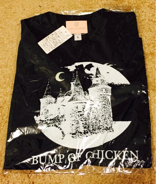 BUMP OF CHICKEN 2008 summer Tシャツ Sサイズ 未開封品