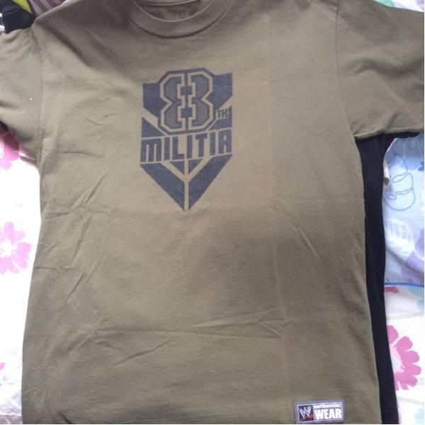 Tシャツ WWE グッズの画像