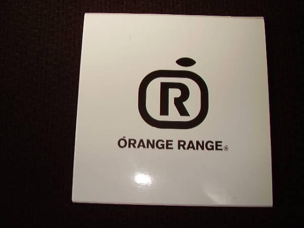 ORANGE RANGE 05年パンフ「NATURAL」☆オレンジレンジ