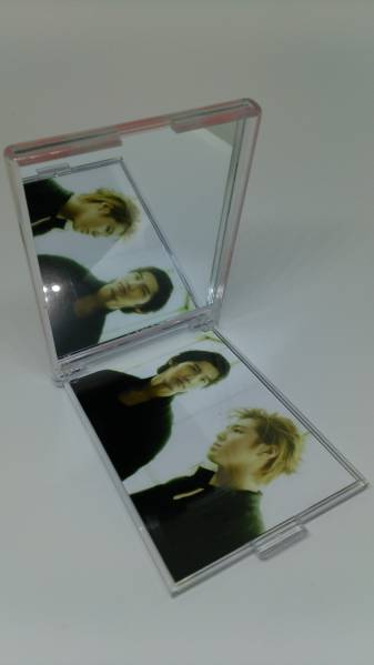 東方神起/y4/ポケットミラー/ユノ・チャンミン/1