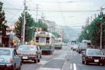 ◆【即決写真】京都市電 1916他 1978.9 西大路蛸薬師/40754-24