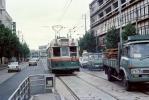 ◆【即決写真】京都市電 1825 1978.9 西大路蛸薬師/40754-34
