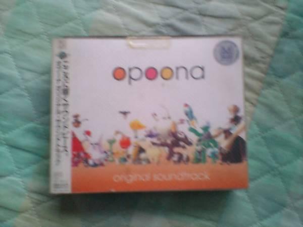 オプーナ オリジナル・サウンドトラック レンタル落ち_画像1