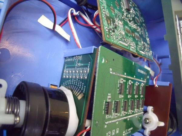 PS2 電車でGO!新幹線コントローラーの修理  レバー操作不良e_画像3