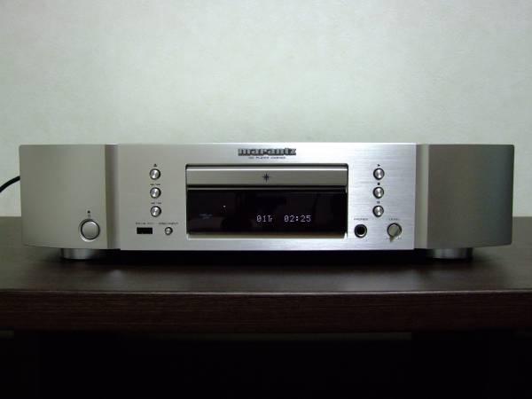 【アナログレコード音質】 marantz CDプレーヤー CD6007 高音質化改良品 syno tune Extra Tune STUDER LINN でもご不満の方に_画像1