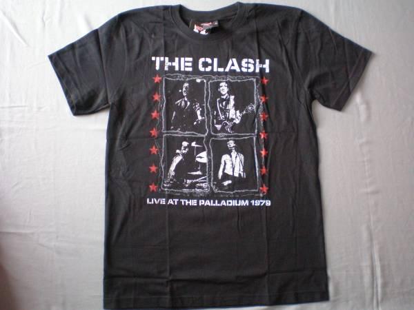 バンドTシャツ   ザ・クラッシュ(THE CLASH) 新品 M