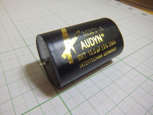 オーディンキャップ MKT-18.0μF/250V フィルムコンデンサー (1個)自作スピーカー_画像2