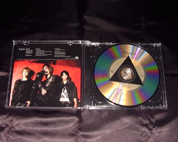 美品 CD+DVD Angelo 限定版 ピエロ キリト pierrot_画像3
