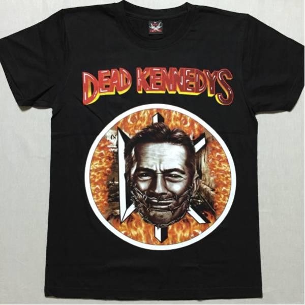 バンドTシャツ  デッド ケネディズ(DEAD KENNEDYS) 新品L