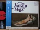 帯)Victor`59年ペラLP/裸のマヤ=THE NAKED MAJA=La Maja Desnuda/アンジェロ・フランチェスコ・ラヴァニーノ/エヴァ・ガードナー
