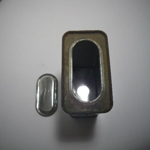 ビンテージ スパイス缶 SCHILLING MINT K953_画像2