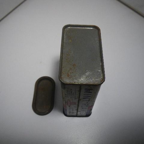 ビンテージ スパイス缶 SCHILLING MINT K953_画像3
